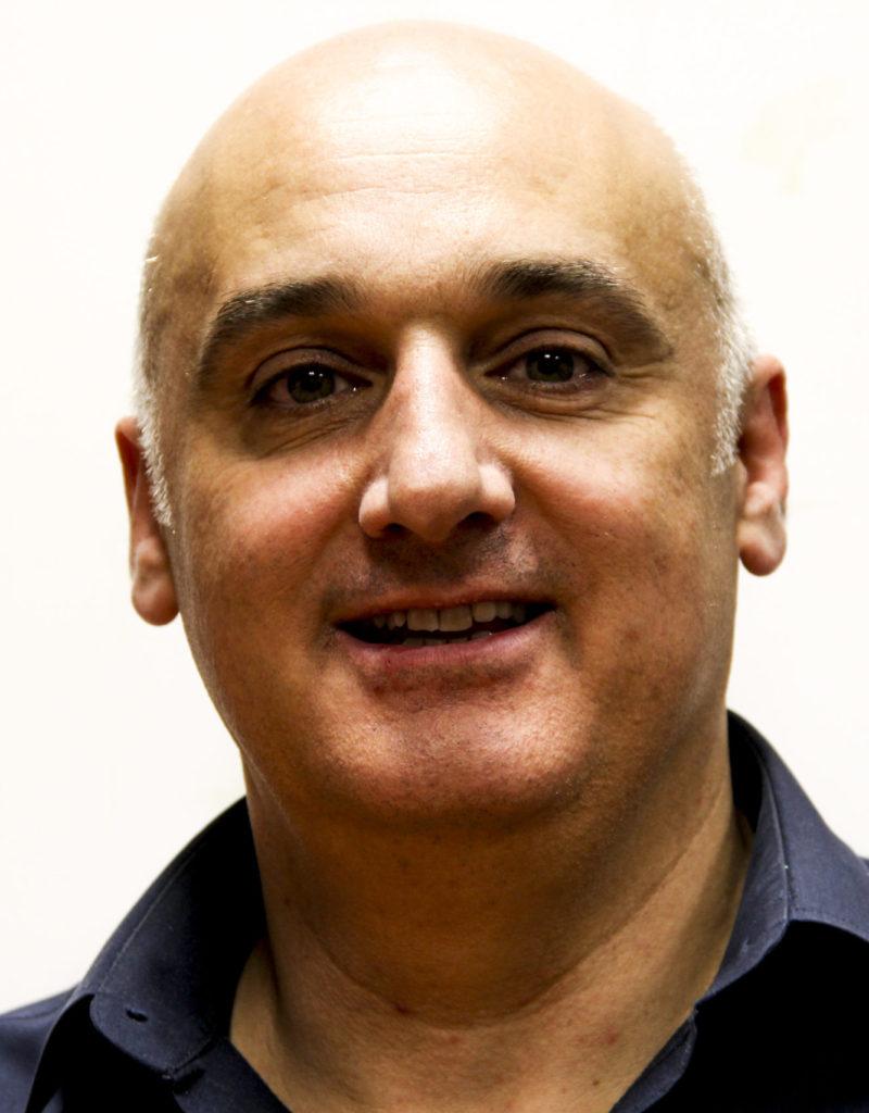 José Antonio Gómez Vocal 1