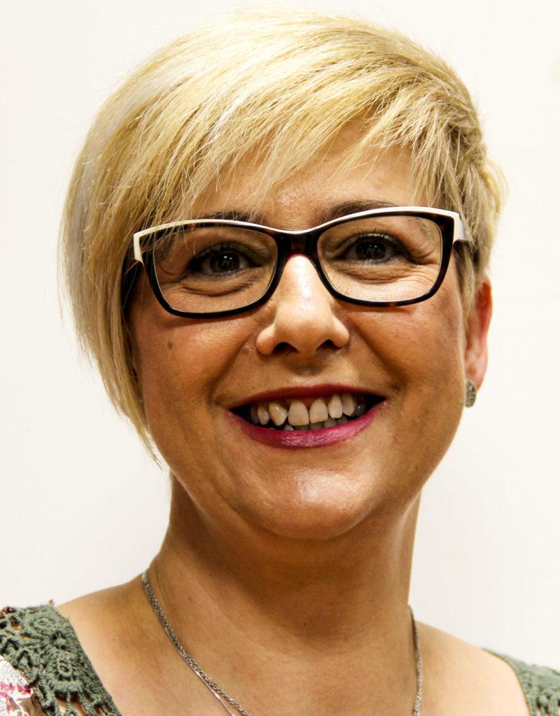 Rosa Gómez Vicepresidenta